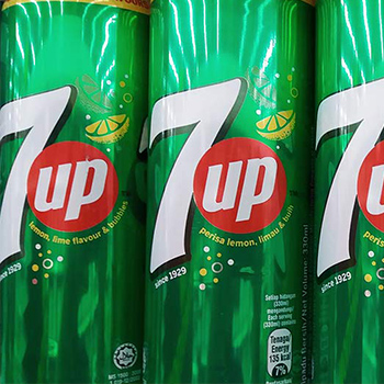 7up carbonated drinks