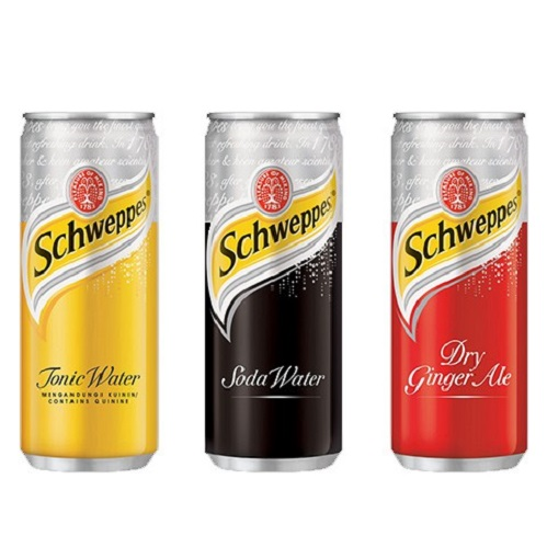Schweppes wholesale